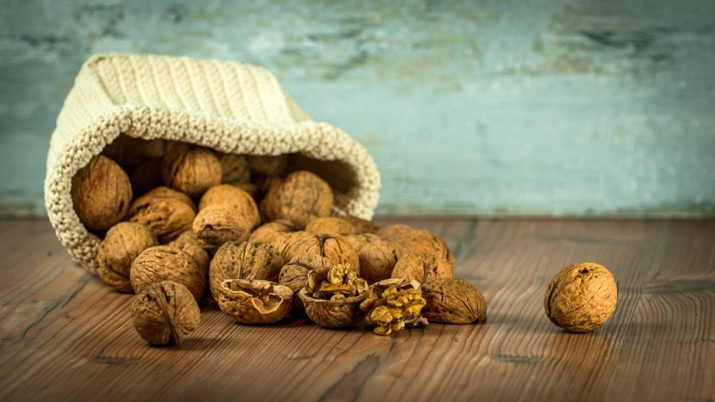 walnuts nutritious